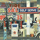Tire Sale by Michael Ward