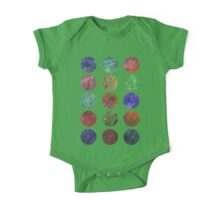 circles and textures Kids Clothes