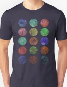 circles and textures T-Shirt
