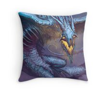 MIDNIGHT HORROR Throw Pillow