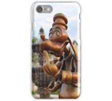 Hub Goofy iPhone Case/Skin