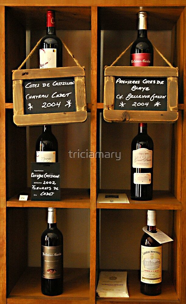 Wine choices by triciamary