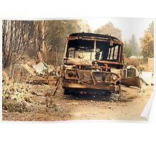 Kinglake Fires Poster