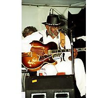 Bluesman Photographic Print