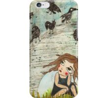 Seven Ravens iPhone Case/Skin