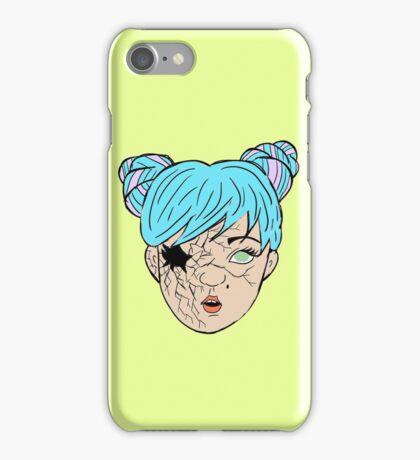 Doll: Ka'eo (color) iPhone Case/Skin