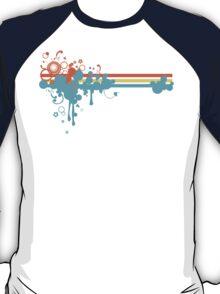 retro stripes re-visited T-Shirt