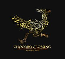 Chocobo Crossing shirt Unisex T-Shirt