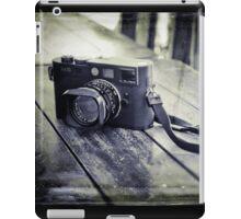 Road companion iPad Case/Skin