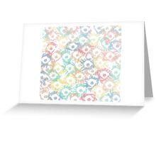 Sumi Tri Greeting Card