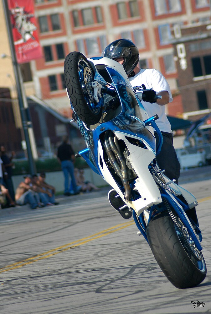 Biker Boyz 09 Stunt Show by Ryan  Lucas