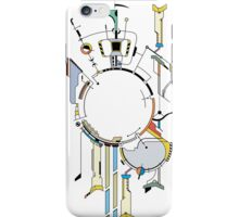 hi-tech riss iPhone Case/Skin