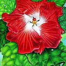 Hawaiian Hibiscus by joeyartist