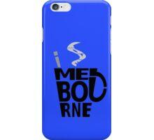 I love Melbourne iPhone Case/Skin