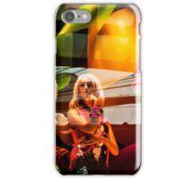 Fashion reflection iPhone Case/Skin