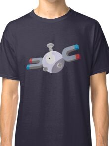 Magnemite Pokemon Simple No Borders Classic T-Shirt