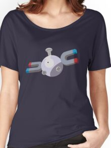 Magnemite Pokemon Simple No Borders Women's Relaxed Fit T-Shirt