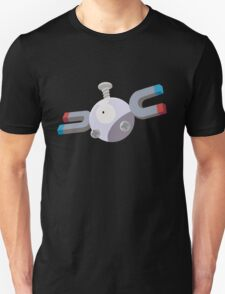 Magnemite Pokemon Simple No Borders Unisex T-Shirt