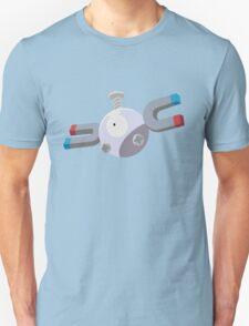Magnemite Pokemon Simple No Borders Unisex T-Shirt