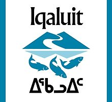 Flag of Iqaluit by abbeyz71