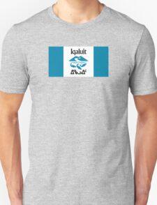 Flag of Iqaluit Unisex T-Shirt