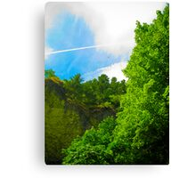 jet stream Canvas Print