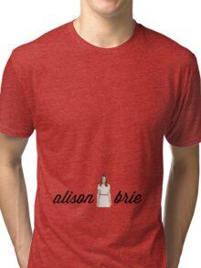 Alison Brie Tri-blend T-Shirt