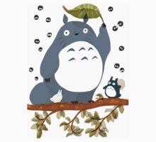 Spring totoro One Piece - Short Sleeve
