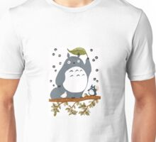 Spring totoro Unisex T-Shirt