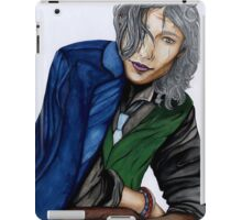 Jem iPad Case/Skin