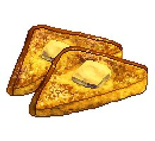 Pixel French Toast by skywaker