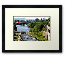 Ottawa, Canada Framed Print