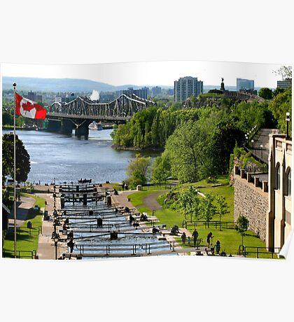 Ottawa, Canada Poster