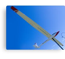 Come fly with me. Canvas Print