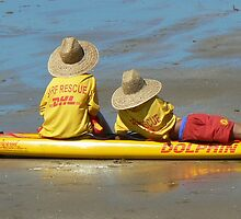 Surf life savers by StaceyH