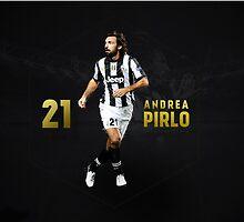 Pirlo by Enriic7