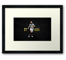 Pirlo Framed Print