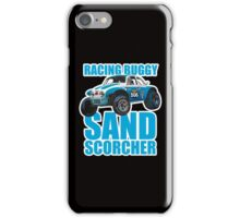 Sand Scorcher Racing Buggy iPhone Case/Skin