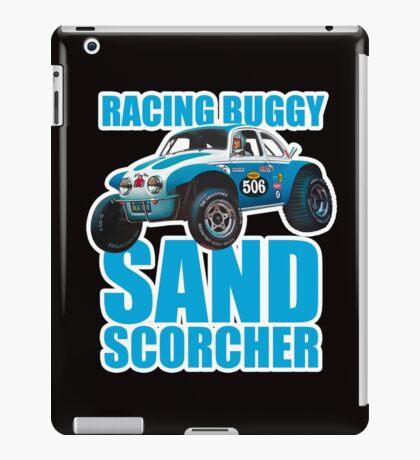 Sand Scorcher Racing Buggy iPad Case/Skin