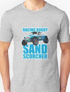 Sand Scorcher Racing Buggy Unisex T-Shirt
