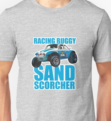 Sand Scorcher Racing Buggy Unisex T-Shirt