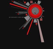 Digital Lens RED Unisex T-Shirt