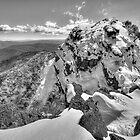 Mount Cobbler, Alpine NP by Kevin McGennan