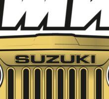Suzuki Jimny LJ50 grill Sticker