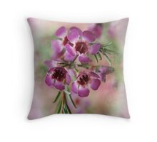 """ miniature delights"" Throw Pillow"