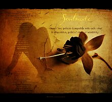 Soulmate by Angelique Brunas