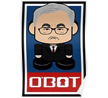Barney Frank Politico'bot Toy Robot 2.0 Poster