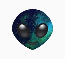 Galaxy Alien Emoji Unisex T-Shirt