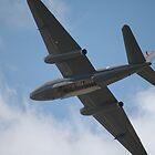 Canberra Flypast - Bomb Doors Open by muz2142