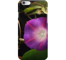 Mourning Glory iPhone Case/Skin